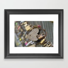 We'll Always Have Paris Framed Art Print