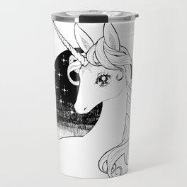 The last Unicorn Travel Mug