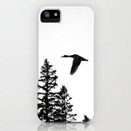 Couple of Ducks iPhone Case