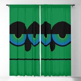Mister Green Blackout Curtain