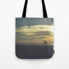 Santa Cruz Surfer II Tote Bag