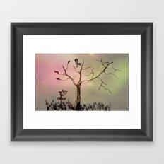 Twilight Framed Art Print