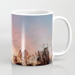November Sunset in Mariposa Coffee Mug