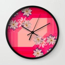 Magnolia design Wall Clock