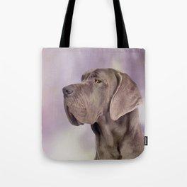 Great Dane  -Deutsche Dogge Tote Bag