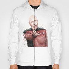 Annoyed Picard Meme Hoody