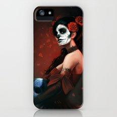 Dia de los Muertos Slim Case iPhone (5, 5s)
