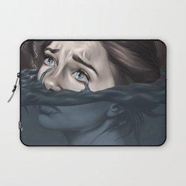 Raining in Atlantis Laptop Sleeve