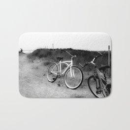 Bike to the Beach  Bath Mat