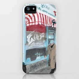 closing time iPhone Case