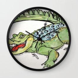 All-I-Grator Wall Clock