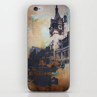castlevania iPhone & iPod Skins featuring Castlevania by Esco