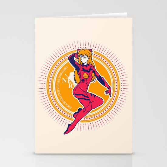 Nerv: Join Now! - Gold Edition Stationery Cards
