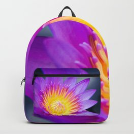 The World is a Garden Backpack