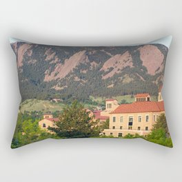 University of Colorado - Boulder Rectangular Pillow