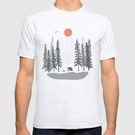 Feeling Small in the Morning... T-shirt