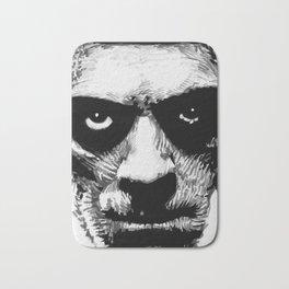 Karloff as The Mummy Bath Mat