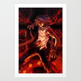 AZRYL Art Print