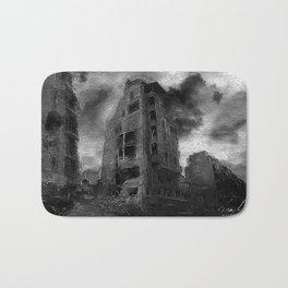 War Torn City V3 Bath Mat