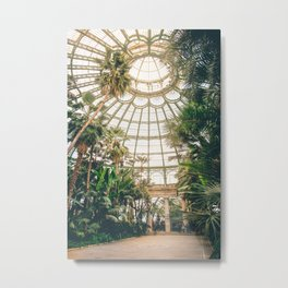 Royal Greenhouses II Metal Print