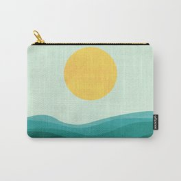 The Sea Carry-All Pouch