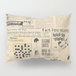 Ladies in the Fifties Pillow Sham