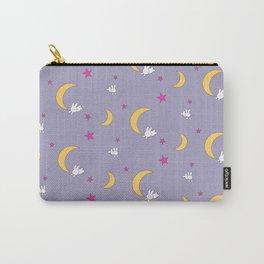 Usagi Tsukino Sheet Duvet - Sailor Moon Bunnies V2 Carry-All Pouch
