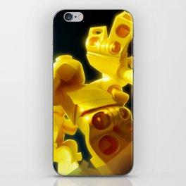 Yellow Butts iPhone Skin