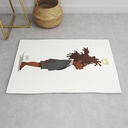 Kid Basquiat Rug