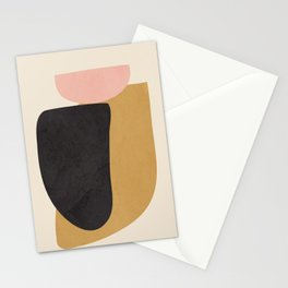 Abstract Shapes 34 Stationery Cards