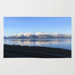The Alaskan Railroad Rug