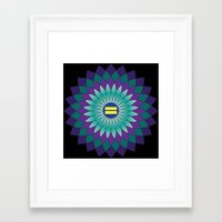 equality Framed Art Prints featuring Equality by Katherine Marshall