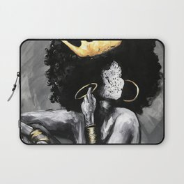 Naturally Queen VI Laptop Sleeve