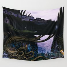 Kiss of Life Wall Tapestry