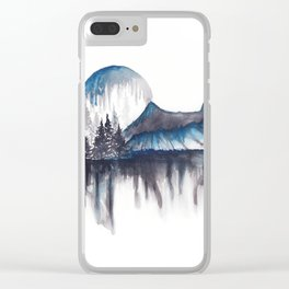 Abstract nature Clear iPhone Case