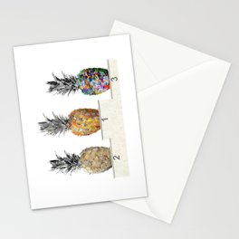 Top Pineapple 01 Stationery Cards