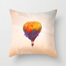Globum Throw Pillow