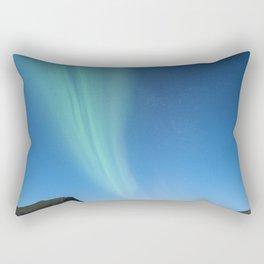 Northern Lights 2 Rectangular Pillow