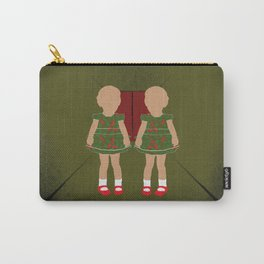 Twin Kids Carry-All Pouch