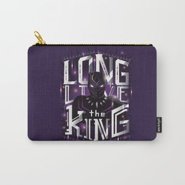 Long live the king v2 Carry-All Pouch