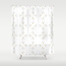Little Simple Bird Shower Curtain