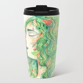 Lady Wildish Metal Travel Mug