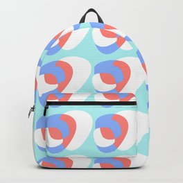 Sunday Futurist (purple) Backpack