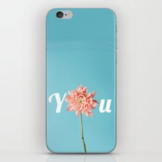 You iPhone & iPod Skin
