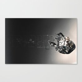 Trapped Canvas Print