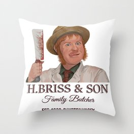 """Special Stuff"" Throw Pillow"