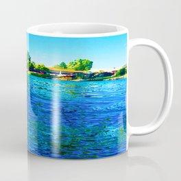 Bright River Flowing Coffee Mug