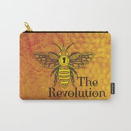 Bee the Revolution Carry-All Pouch
