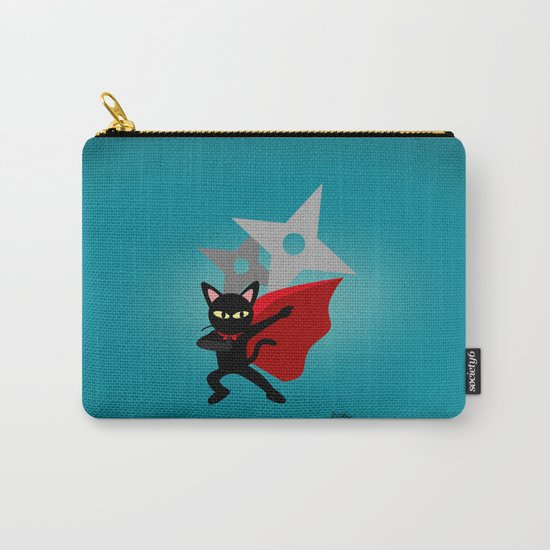 The hero came Carry-All Pouch