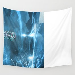 Ice Cold  Wall Tapestry